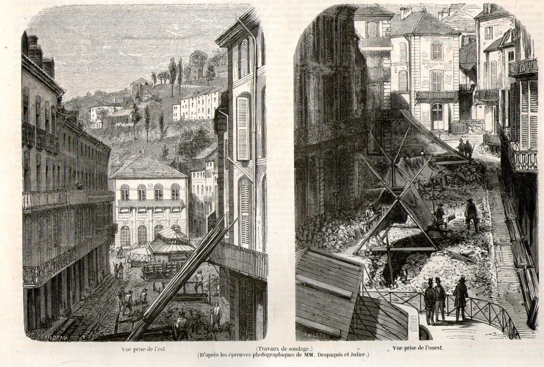 1857 Plombières-les-Bains