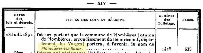 Plombières-les-Bains 1891