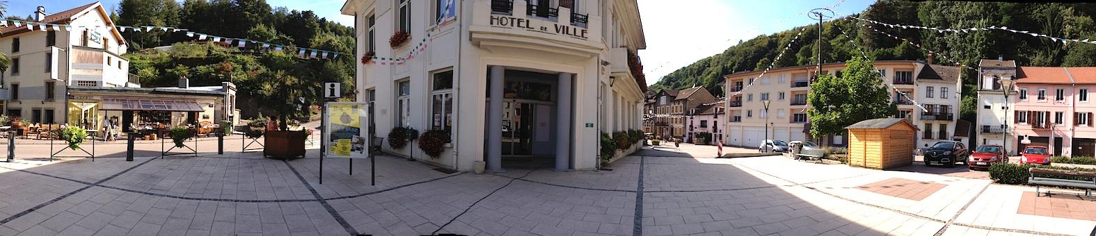 Mairie Place Beaumarchais