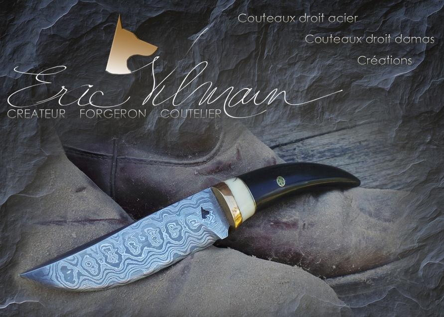 Eric VILMAIN coutelier d'art